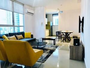 Apartamento En Alquileren Panama, San Francisco, Panama, PA RAH: 21-11956