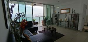 Apartamento En Alquileren Panama, San Francisco, Panama, PA RAH: 21-12093