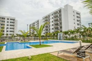 Apartamento En Alquileren Panama, Panama Pacifico, Panama, PA RAH: 21-12132