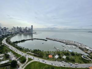 Apartamento En Alquileren Panama, Avenida Balboa, Panama, PA RAH: 21-12059