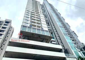 Apartamento En Alquileren Panama, San Francisco, Panama, PA RAH: 21-12322