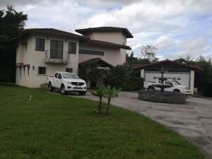 Casa En Ventaen Boquete, Alto Boquete, Panama, PA RAH: 22-122