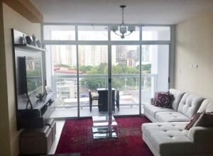 Apartamento En Alquileren Panama, Obarrio, Panama, PA RAH: 22-460