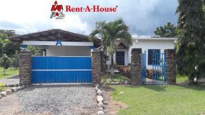 Casa En Alquileren Cocle, Cocle, Panama, PA RAH: 22-976