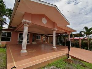 Casa En Ventaen Dolega, Los Algarrobos, Panama, PA RAH: 22-1044