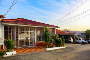 Casa En Ventaen San Miguelito, Villa Lucre, Panama, PA RAH: 22-1109