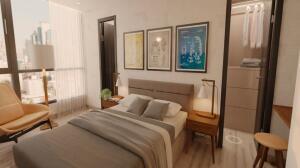 Apartamento En Ventaen Panama, San Francisco, Panama, PA RAH: 22-1153