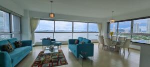 Apartamento En Alquileren Panama, Avenida Balboa, Panama, PA RAH: 22-1781
