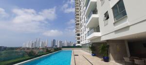 Apartamento En Alquileren Panama, Santa Maria, Panama, PA RAH: 22-1791