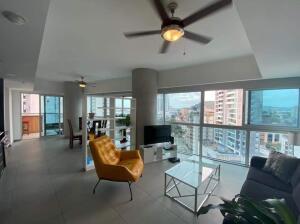 Apartamento En Alquileren Panama, Avenida Balboa, Panama, PA RAH: 22-1926