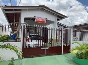 Casa En Ventaen La Chorrera, Chorrera, Panama, PA RAH: 22-3065