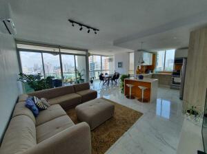 Apartamento En Ventaen Panama, San Francisco, Panama, PA RAH: 22-3192