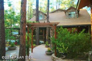 Photo of 1168 E Wagon Wheel Drive, Prescott, AZ a single family home around 4000 Sq Ft., 5 Beds, 4 Baths