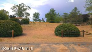 Photo of 6 Yolo Drive, Prescott, AZ a vacant land listing for 0.39 acres