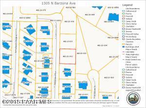 Photo of 1305 N Barzona Avenue, Dewey, AZ a vacant land listing for 0.25 acres