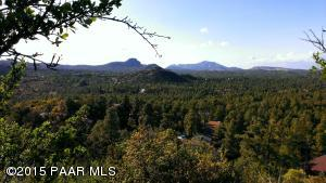 Photo of 901 S Skyview Drive, Prescott, AZ a vacant land listing for 0.48 acres