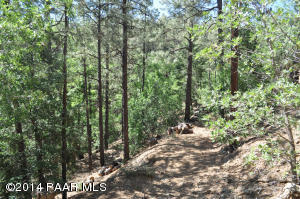 Photo of 0 S Jack Pine Road, Prescott, AZ a vacant land listing for 0.25 acres