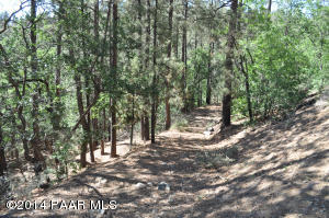 Photo of 0 S Jack Pine Road, Prescott, AZ a vacant land listing for 0.26 acres