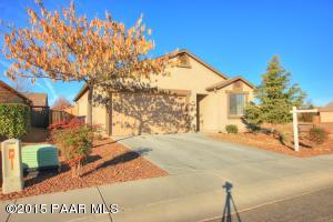 Photo of 8078 N Winding Trail, Prescott Valley, AZ a single family home around 1300 Sq Ft., 3 Beds, 2 Baths