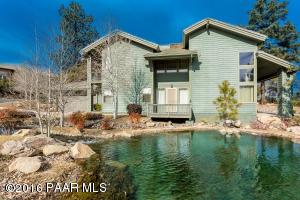 Photo of 0695 Crosscreek Drive, Prescott, AZ a townhome around 2600 Sq Ft., 3 Beds, 3 Baths