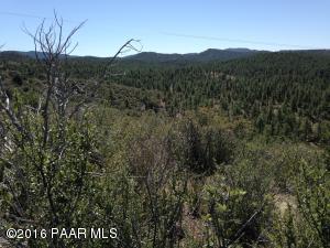 Photo of 497 E Old Senator Road, Prescott, AZ a vacant land listing for 0.95 acres
