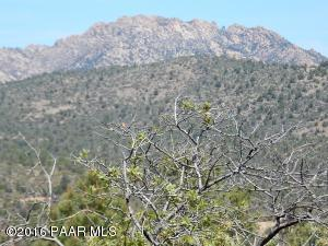 180 DEGREE VIEWS WITH GRANITE MOUNTAIN TO THE NORTH