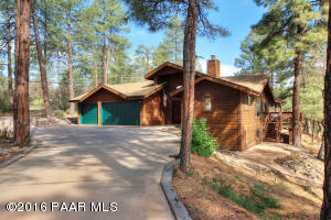 Photo of 12 Wildwood Drive, Prescott, AZ a single family home around 2200 Sq Ft., 3 Beds, 2 Baths