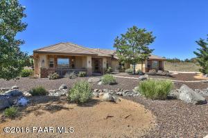 Photo of 1199 Northridge Drive, Prescott, AZ a single family home around 3200 Sq Ft., 3 Beds, 3 Baths