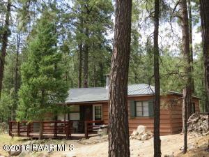 Photo of 3830 E New State Road, Prescott, AZ a single family home around 800 Sq Ft., 2 Beds, 1 Bath