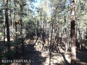 Photo of 1037 N Turkey Run, Prescott, AZ a vacant land listing for 0.79 acres