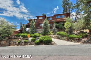 Photo of 1945 Sherwood Drive, Prescott, AZ a single family home around 2900 Sq Ft., 4 Beds, 3 Baths