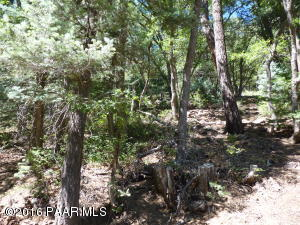 Photo of 8342 S Millsite Drive, Prescott, AZ a vacant land listing for 0.74 acres