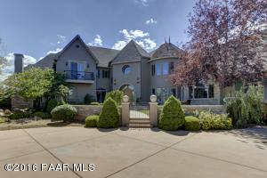 Photo of 2031 W Thumb Butte Road, Prescott, AZ a single family home greater than 5000 Sq Ft., 4 Beds, 7 Baths