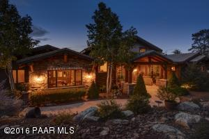 Photo of 1800 Fall Creek Lane, Prescott, AZ a single family home greater than 5000 Sq Ft., 4 Beds, 5 Baths