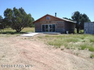 Photo of 47683 N Deadwood Road, Seligman, AZ a single family home around 800 Sq Ft., 1 Bed, 1 Bath