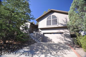 Photo of 1790 Valley Ranch Circle, Prescott, AZ a single family home around 1800 Sq Ft., 2 Beds, 2 Baths
