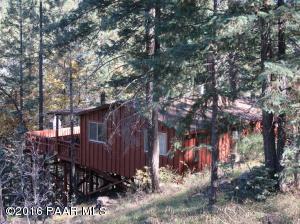 Photo of 2930 E Shelf Road, Prescott, AZ a single family home around 700 Sq Ft., 2 Beds, 1 Bath