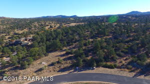 Photo of 15355 N High Lonesome Way, Prescott, AZ a vacant land listing for 1.24 acres
