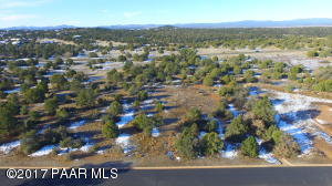 Photo of 14450 N Sandia Lane, Prescott, AZ a vacant land listing for 1.21 acres