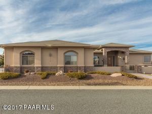 Photo of 7316 E Reins Court, Prescott Valley, AZ a single family home around 2500 Sq Ft., 3 Beds, 3 Baths