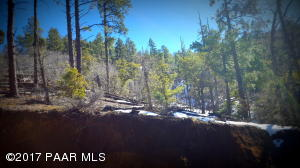 Photo of 0 BREEZY PINE Road, Mayer, AZ a vacant land listing for 1.99 acres