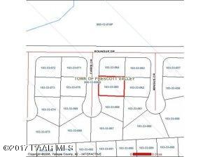 Photo of 5967 Cabin Circle, Prescott Valley, AZ a vacant land listing for 0.19 acres