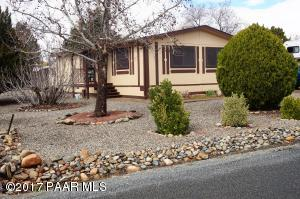 Photo of 2776 N Northridge Drive, Prescott Valley, AZ a single family manufactured home around 1000 Sq Ft., 2 Beds, 2 Baths