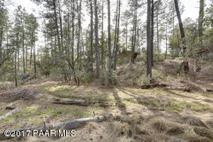 Photo of 4563 S Ponderosa Park Road, Prescott, AZ a vacant land listing for 0.23 acres