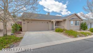 Photo of 1606 Addington Drive, Prescott, AZ a single family home around 1600 Sq Ft., 2 Beds, 2 Baths