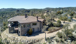 Photo of 2109 Forest Mountain Road, Prescott, AZ a single family home greater than 5000 Sq Ft., 3 Beds, 4 Baths