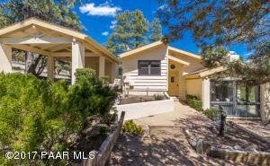 Photo of 1575 Range Road, Prescott, AZ a single family home around 1700 Sq Ft., 3 Beds, 2 Baths