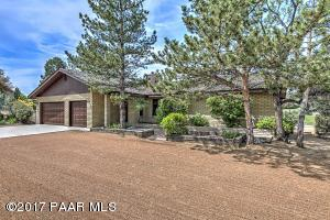 Photo of 6310 N Williamson Valley Road, Prescott, AZ a single family home around 2000 Sq Ft., 3 Beds, 2 Baths