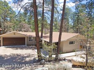Photo of 3435 S Pinehurst Drive, Prescott, AZ a single family home around 900 Sq Ft., 1 Bed, 1 Bath