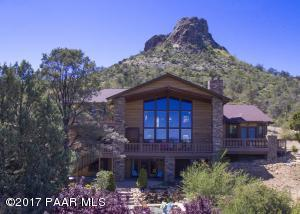 Photo of 321 Circle P Drive, Prescott, AZ a single family home around 4300 Sq Ft., 4 Beds, 4 Baths